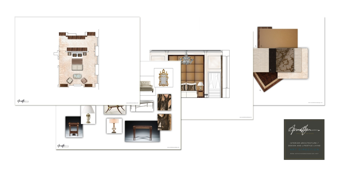 Anna Hansson Design  plans and elevations 5