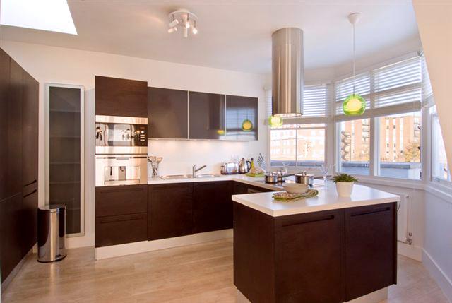 Mount Carmel Chambers  Kitchen  Anna Hansson Design Ltd