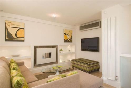 Mount Carmel Chambers - Living room - ©Anna Hansson Design Ltd