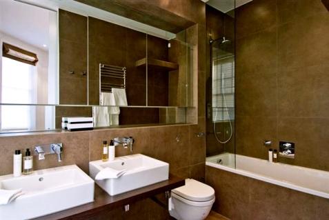 Mount Carmel Chambers - Master en-suite - ©Anna Hansson Design Ltd