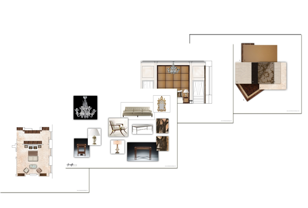 plans and elevations-anna hansson design